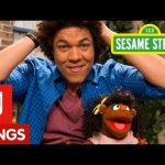 Sesame Street: I Love My Hair Song (Mando's Spanish Version)