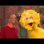 Sesame Street: Kareem Abdul Jabbar and Big Bird – Subtraction