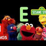 Sesame Street: Letter E (Letter of the Day)
