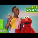 Sesame Street: Lupita Nyong'o Loves Her Skin