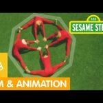 Sesame Street: Pilobolus Octagon