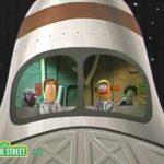 Sesame Street: Spaceship Surprise