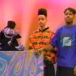 Sesame Street – The Count and Kid 'n Play
