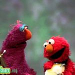 Sesame Street: Tuba and Drum — Elmo and Telly Cooperate