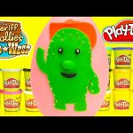 Sheriff Callie Play Doh Surprise Toby Egg Learning Colors with Shopkins