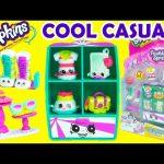 Shopkins Cool Casual Collection Playset Season 3 Fashion Spree