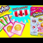 Shopkins Make a Match Game with Exclusive Miss Candy