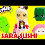 Shopkins Sara Sushi Shoppie Doll