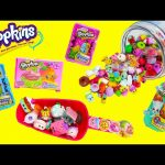 Shopkins Season 1 2 3 4  and Candy Jar