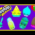 Shopkins Season 1 and Shopkins Season 2 12 Packs Fluffy Baby and Blind Baskets