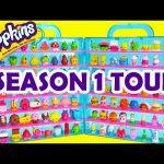 Shopkins Season 1 Collection Tour Toy Genie