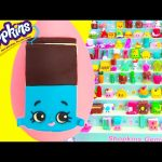 Shopkins Season 3 Erica Eraser Play Doh Surprise Egg