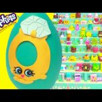 Shopkins Season 3 Limited Edition Roxy Ring Play Doh Surprise Egg