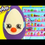 Shopkins Season 4 Limited Edition Hunt Egg Chic Play Doh Surprise Egg