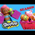 SHOPKINS Season2 ❤NEW❤ 2015 with Bubble Guppies & Peppa Pig Canastitas y bolsitas Sorpresa
