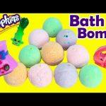Shopkins Surprise Bath Bombs