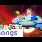 Sing Along With Baby Jake On The Flying Saucer