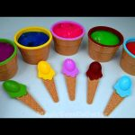 SLIME surprises Toys ice cream Inside Out Elmo Sheriff Callie's Wild West  Shopkins Lalaloopsy
