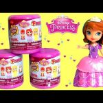 SOFIA FASHEMS Squishy Toy Surprise Disney Princess Sofia the First, Frozen MyLittlePony