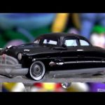 Stealth Doc Hudson color changing cars from Disney Pixar color changers shifters