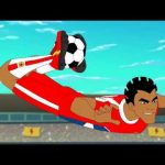 Supa Strikas – Shakes' Surprise move