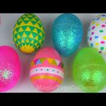 Surprise  Eggs Easter Eggs surprises Hello Kitty The good dinosaurs Snoopy Super Man The Simpsons.
