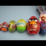 Surprise Eggs Learn Sizes from Smallest to Biggest! Opening Eggs with Toys, Candy and Fun! Part 10