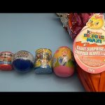 Surprise Eggs Learn Sizes from Smallest to Biggest! Opening Eggs with Toys, Candy and Fun! Part 18