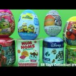 Surprise Toys Spider Man Zootopia Num Noms Minions Shopkins TMNT Mashems Marvel Avengers Mini Figz
