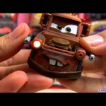 Talking Mater from Lights and Sounds cars 2 diecast Disney Pixar Mattel talking toys
