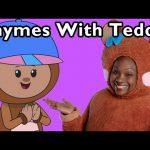 Teddy Bear, Teddy Bear and More Rhymes with Teddy | Nursery Rhymes from Mother Goose Club!