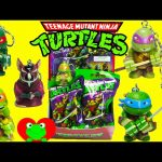 Teenage Mutant Ninja Turtle New 2015 Keychain Blind Bags