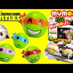 Teenage Mutant Ninja Turtles MYMOJI Blind Bags