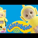 Teletubbies: Lullaby Laa-Laa (Talking Soft Toy for Kids)
