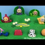 Teletubbies Pop Up Toy Laa laa Dipsy Tinky Winky Po Surprise Eggs Paw Patrol Shopkins Transformers
