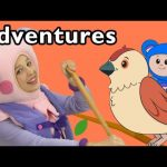 The Bear Went Over the Mountain and More Adventure Rhymes | Nursery Rhymes from Mother Goose Club!