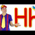 The Letter H Song – Learn the Alphabet