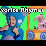 The Wheels on the Bus and More Favorite Rhymes | Nursery Rhymes from Mother Goose Club!