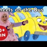 The Wheels on the Bus and More | Nursery Rhymes from Mother Goose Club!