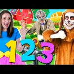 This Old Man Nursery Rhyme for Kids   Learn to Count from 1 to 10