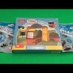Thomas And Friends Party!  Opening Blind Bags and Mega Bloks Cranky!