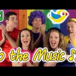 To the Music – Actions song for kids