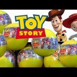 Toys Surprise Toy Story 2 Disney Pixar Gasha Tomy Woody Buzz Lightyear Jessie Disneycollector