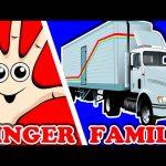 TRUCKS Finger Family | Surprise Eggs Finger Family with Police Monster Truck & more! Nursery Rhyme