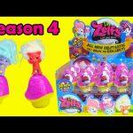 Zelfs Season 4 Mushroom Pods Love Your Zelf Surprise Pods with Trolls