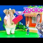 ZOOTOPIA Disney Zootopia Officer Judy Hopps Operation Tastey Treat Zootopia Video Toy Parody