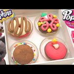 Clay Shopkins Poppit Bakery * Mold Yummy Desserts with Clay * Donuts * Cupcakes