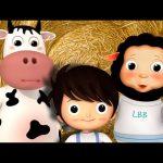 Little Boy Blue | Nursery Rhymes | By LittleBabyBum!