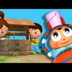 Jack And Jill | Nursery Rhymes | By LittleBabyBum!