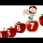 Numbers Song 1-10 | Part 2 | Nursery Rhymes | Original Song by LittleBabyBum!